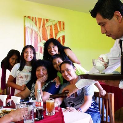 Mística de Servicio Restaurante Tehuacan