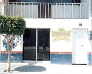 Fachada Molcajetes 1998