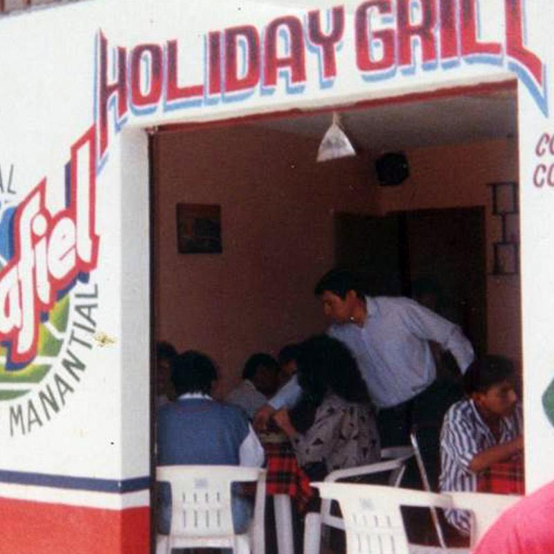 Historia de Restaurant Los Molcajetes