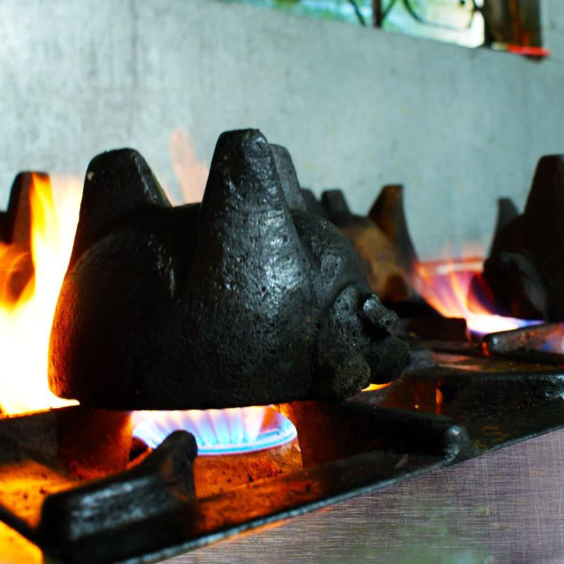 La Especialidad de la Casa: Los Molcajetes Cocina Mexicana