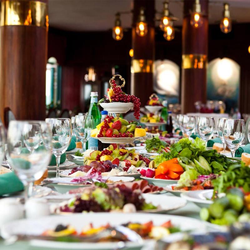 Banquetes para Eventos Empresariales