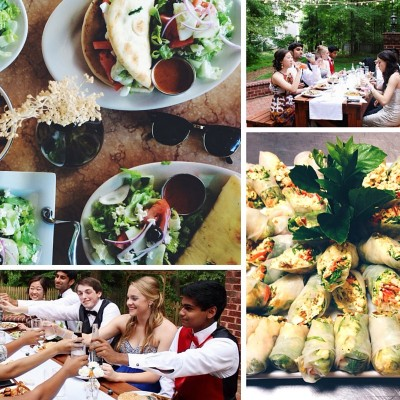 Banquetes para Instituciones Educativas